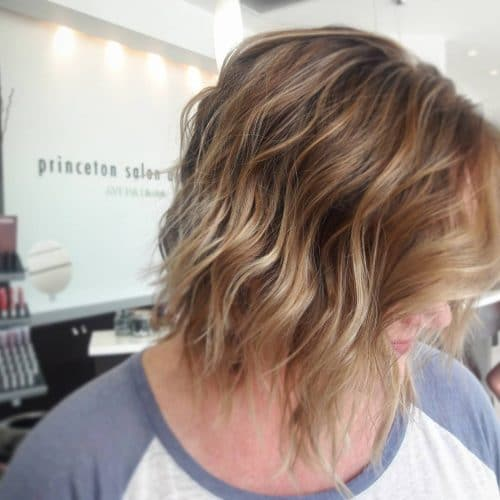 Beautiful Bronde hairstyle