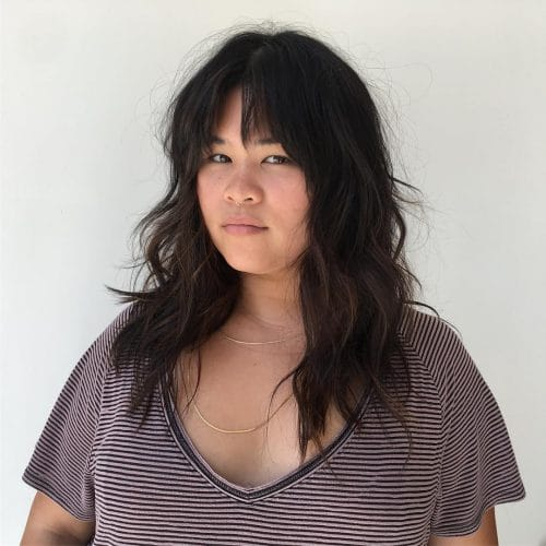 Bedhead Beauty hairstyle