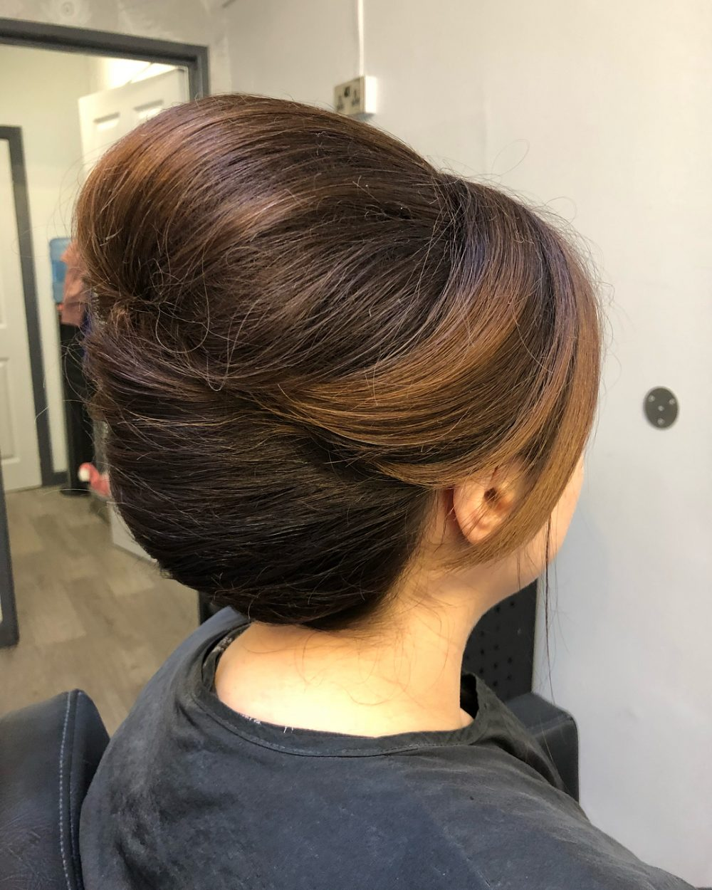 Beehive Updo hairstyle