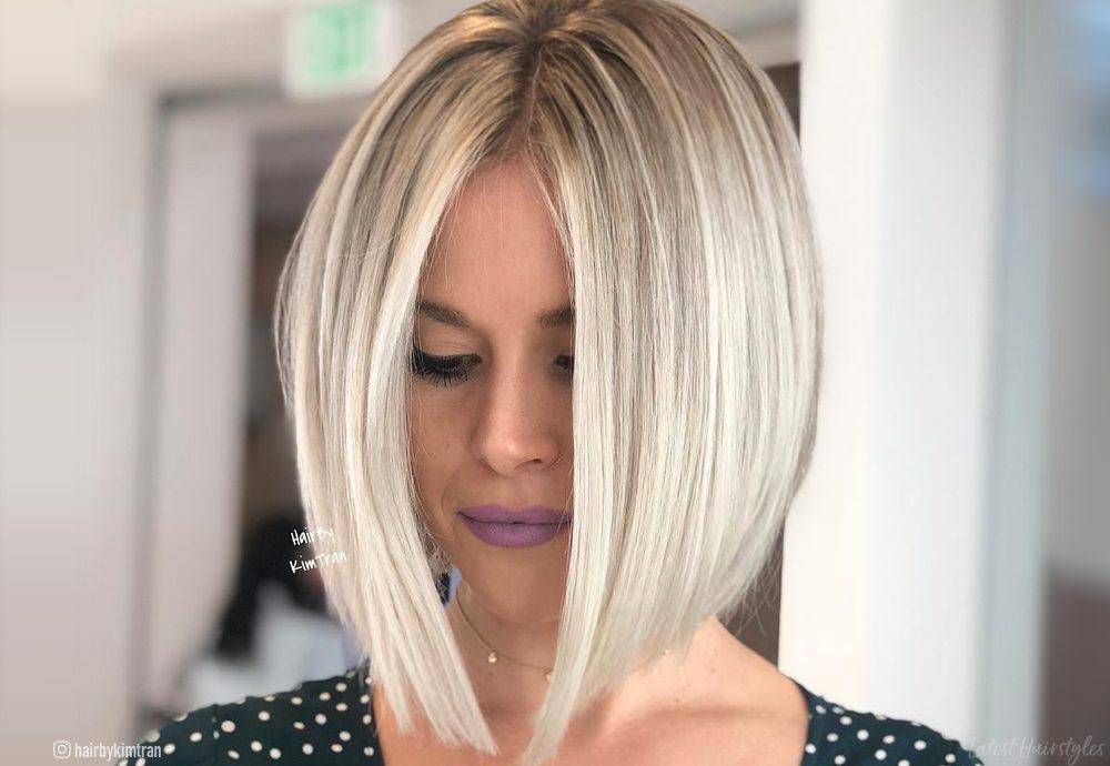 21 Best Blonde Bob Hairstyles