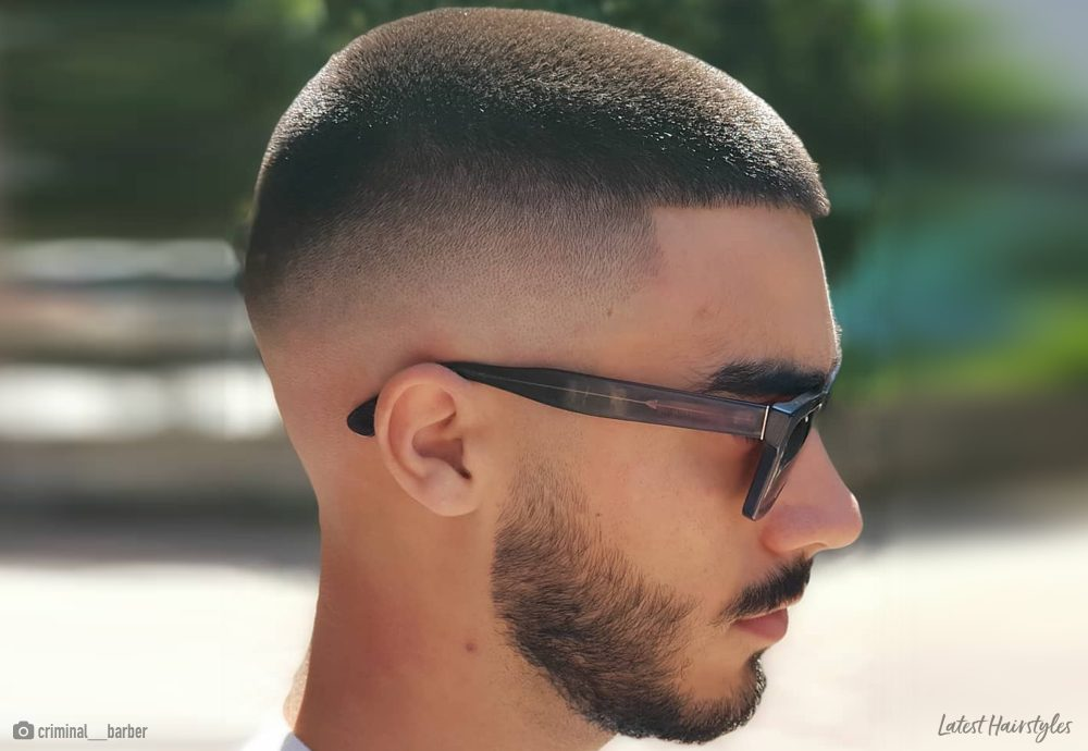 17 Awesome Buzz Cut Ideas To Try Yourself