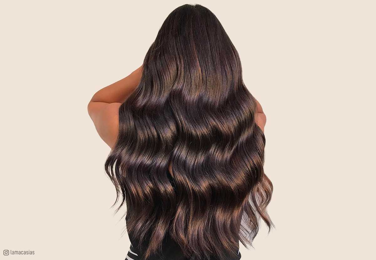 19 Dark Brown Hair Color Ideas For Women In 2020