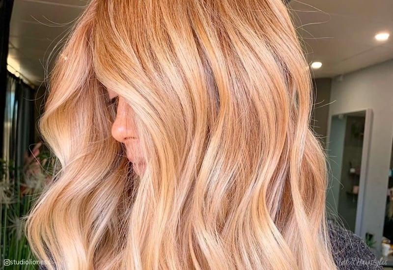 16 Trending Golden Blonde Hair Color Ideas For 2020