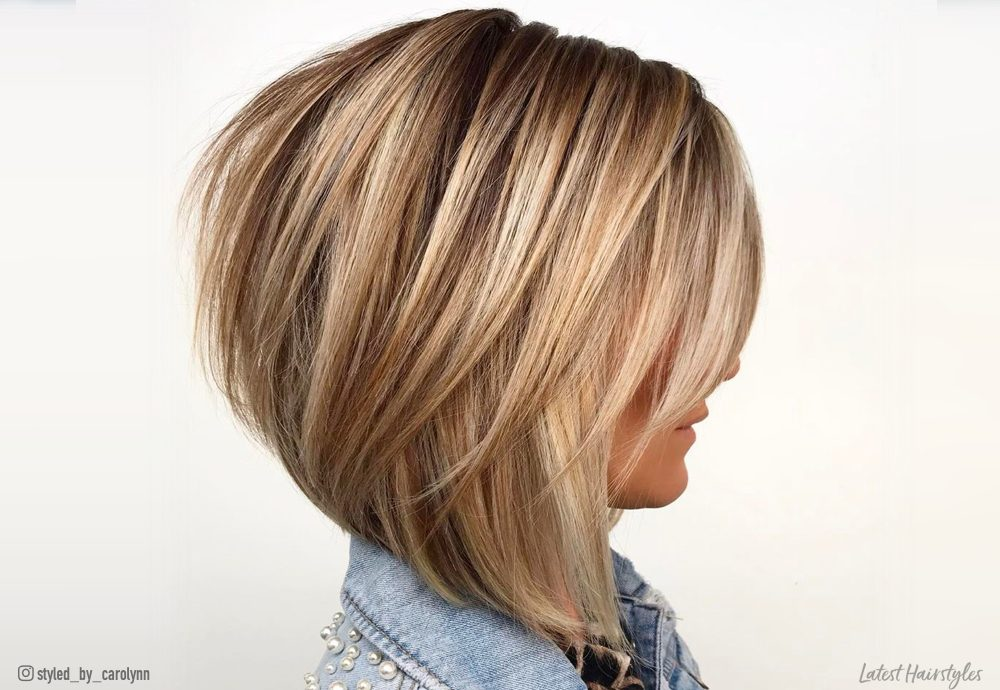 Excellent 18 Hottest Graduated Bob Haircuts Right Now Natural Hairstyles Runnerswayorg