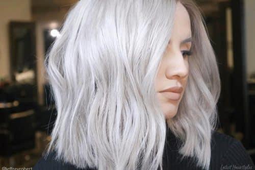 33 Best Platinum Blonde Hair Colors For 2020