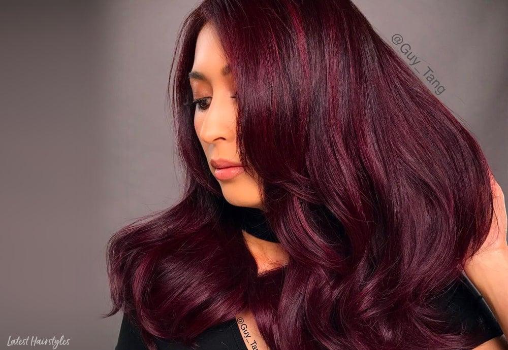 15 Mahogany Hair Color Shades You Have To See