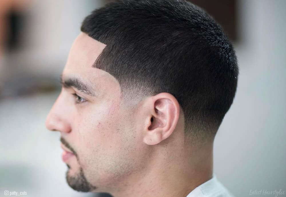Line Up Haircut The 16 Cleanest Examples For Men In 2019