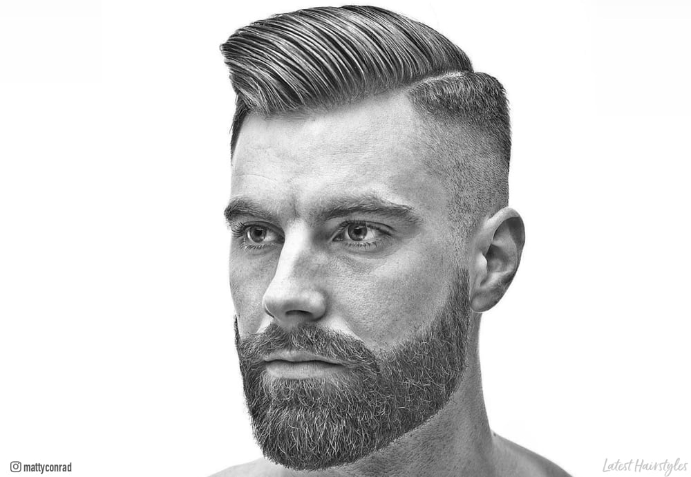 Fantastic 16 Side Part Haircuts For Men That Are Classic Meets Modern Schematic Wiring Diagrams Phreekkolirunnerswayorg
