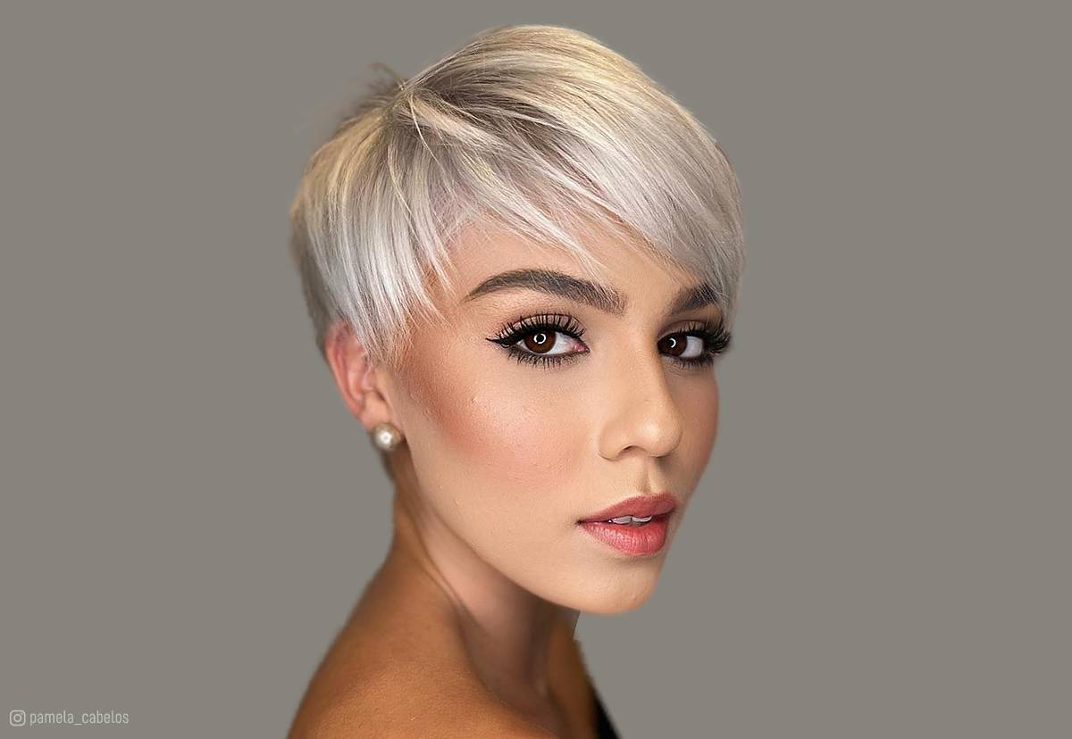 19 Photos Of Pixie Cut With Bangs Prove This Is Trendy In 2020