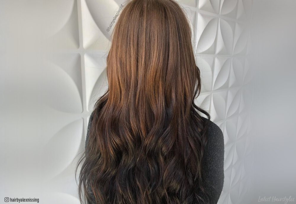 19 Coolest Reverse Ombre Hair Color Ideas For 2019