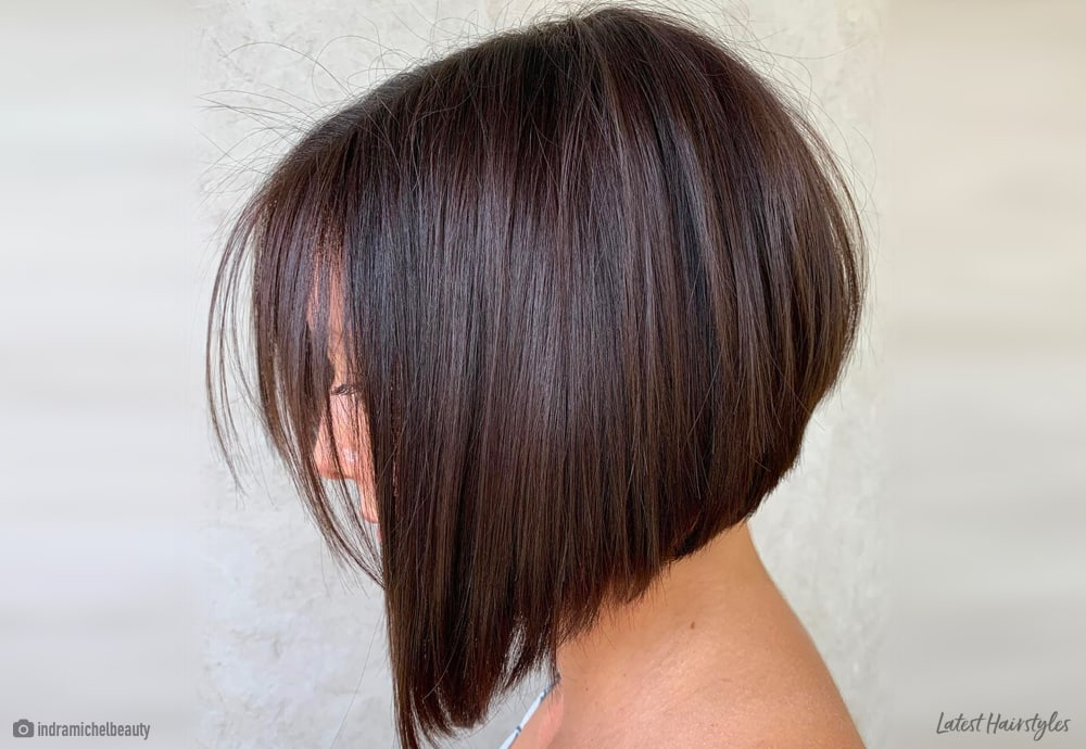19 Best Short A Line Bob Haircuts You
