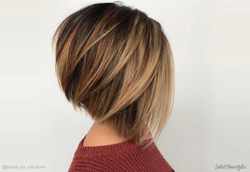 19 Best Short Hair With Highlights For 2020