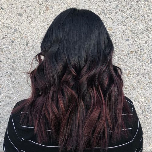 Top 30 Burgundy Hair Color Shades of 2020