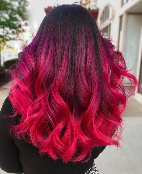 How to Get Pink Ombré Hair - 17 Cute Ideas for 2020