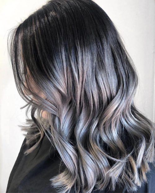 The Grey Ombre Hair Trend Of 2020 14 Hottest Examples