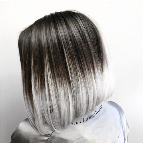 Top 34 Short Ombre Hair Ideas Of 2019