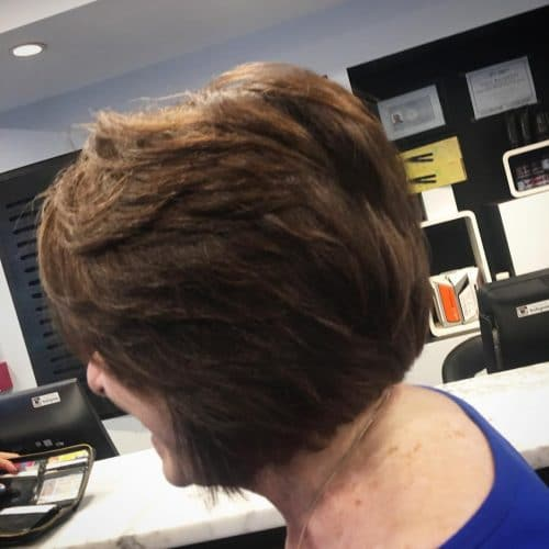 40 Cute Amp Youthful Short Hairstyles For Women Over 50