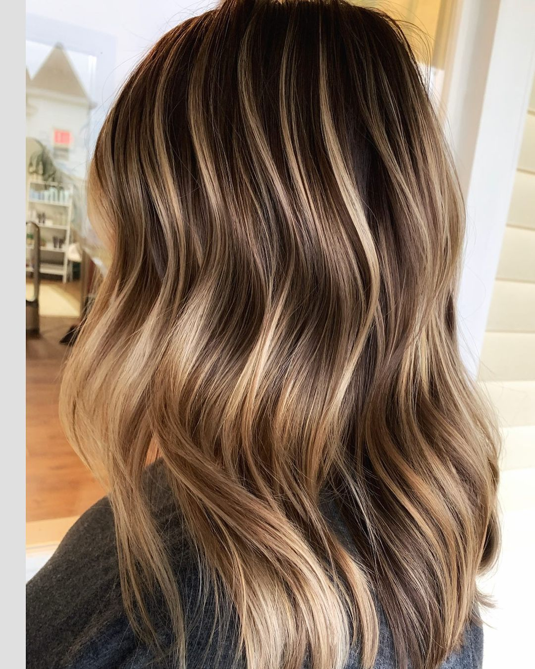 12 Popular Brown Balayage Hair Colors Trending in 12