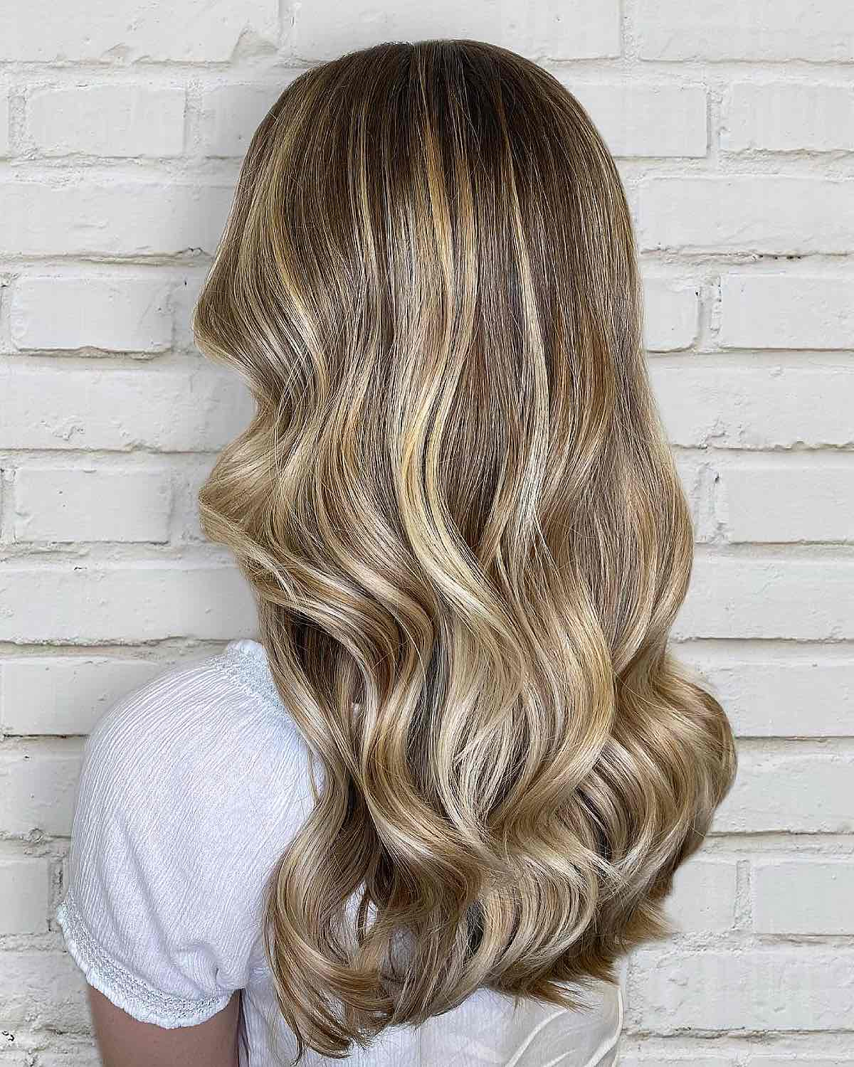 Blonde Balayage Hair Color