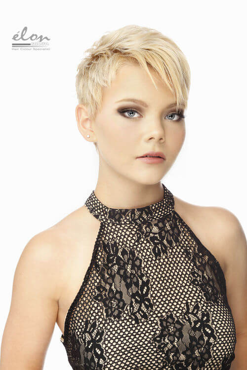 Hairstyles Short Hair young stylish hairstyles for short hair Blonde Short Hair Fine 2