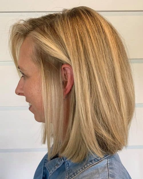 40 Hottest Shoulder Length Bob Haircuts Medium Length Bobs
