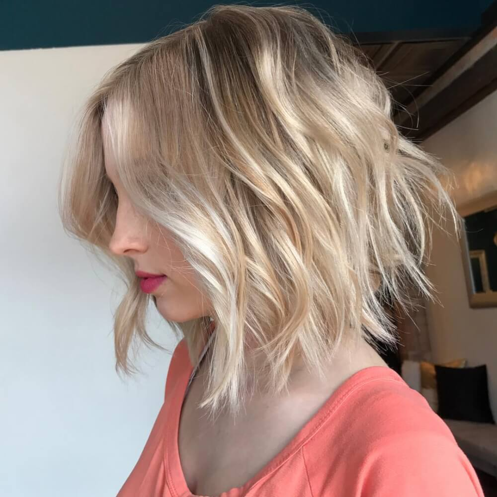 Airy Texture hairstyle