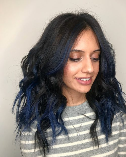 19 Hottest Black Hair With Highlights Trending In 2019
