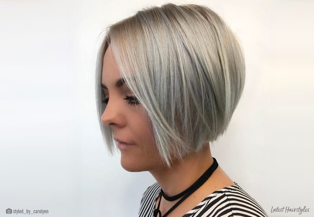 21 Bob Hairstyles For Fine Hair Trending In 2020