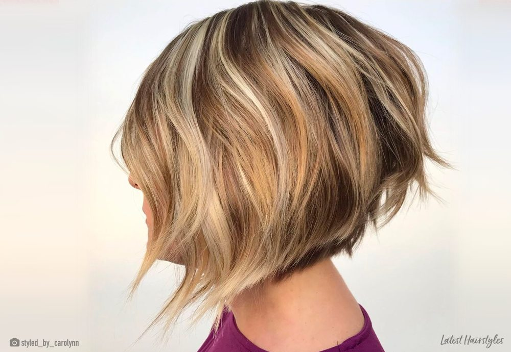 19 Best Bob Haircuts For Thick Hair To