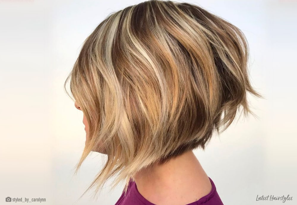 19 Best Bob Haircuts For Thick Hair To Feel Lighter