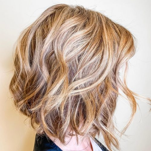 21 Of The Loveliest Short Wavy Hairstyles Trending In 2020
