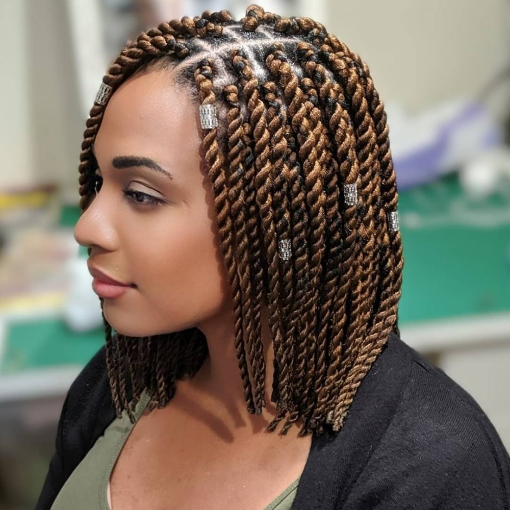 The 25 Hottest Twist Braid Styles Trending in 2021