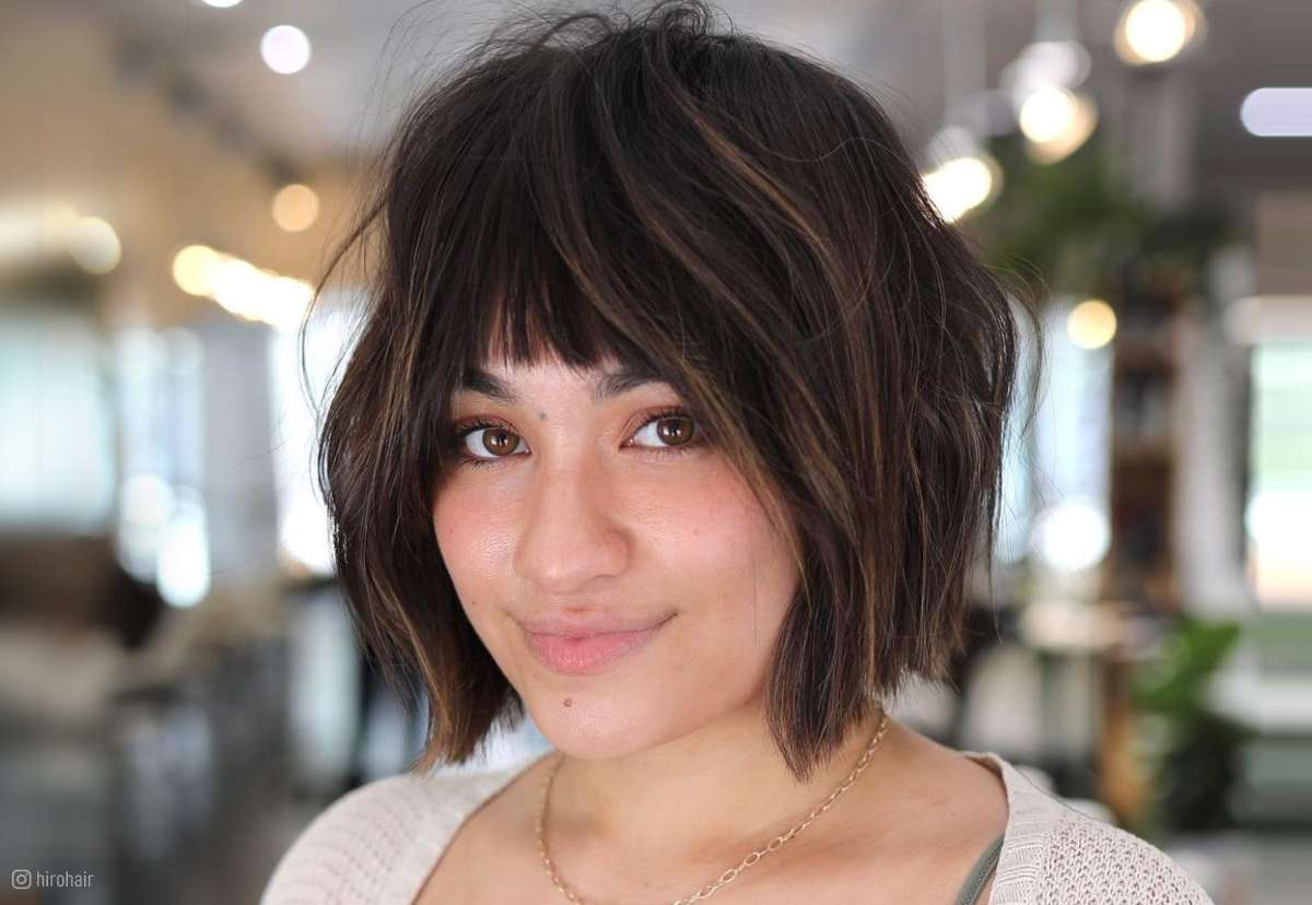 46 Bob With Bangs Hairstyle Ideas Trending For 2019
