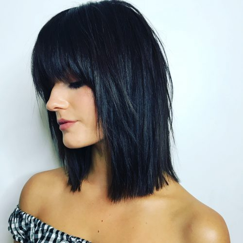 51 Stunning Medium Layered Haircuts (Updated for 2018)