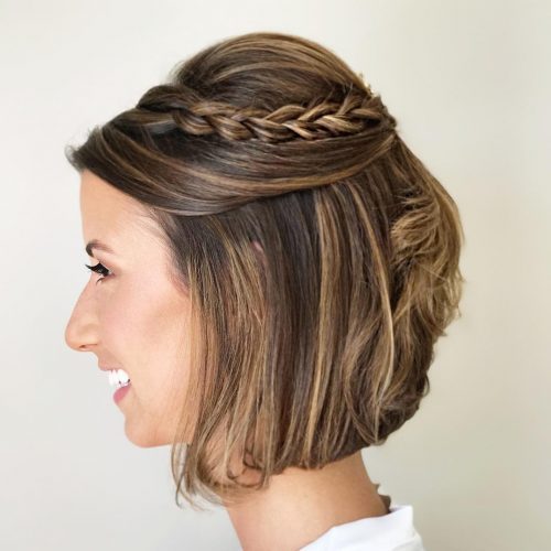 Boho Flair hairstyle