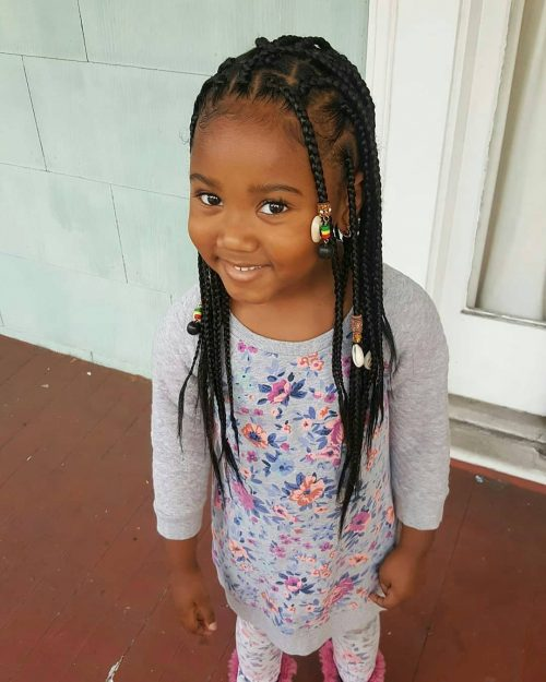 29 Cutest Little Girl Hairstyles For 2019