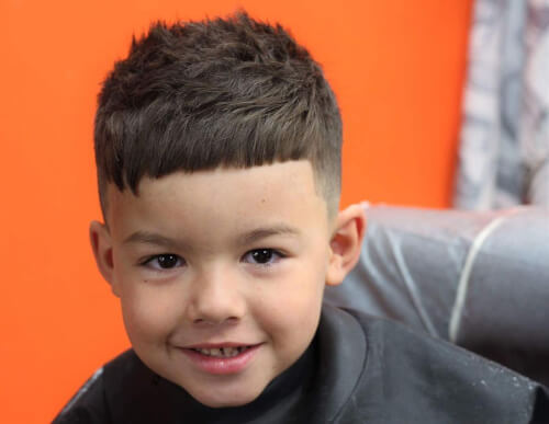 Boy Hair Style: 31 Cutest Boys Haircuts For 2018: Fades, Pomps, Lines & More