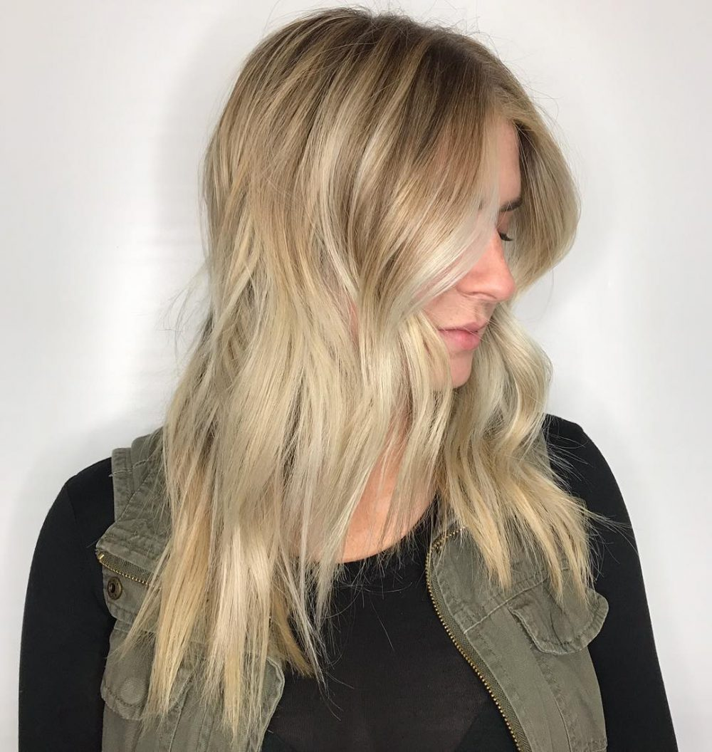 Bright Beachy Look hairstyle