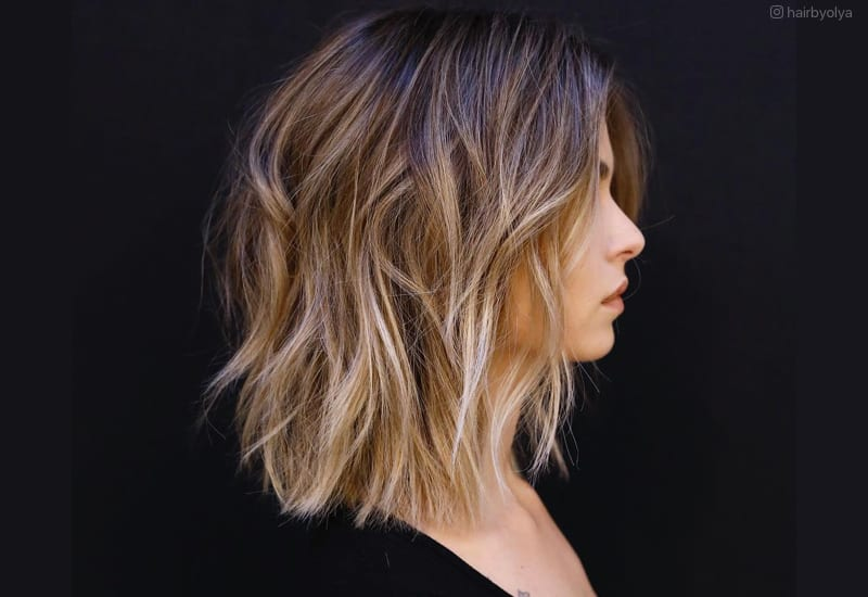 24 Prettiest Brown Hair With Blonde Highlights Of 2020