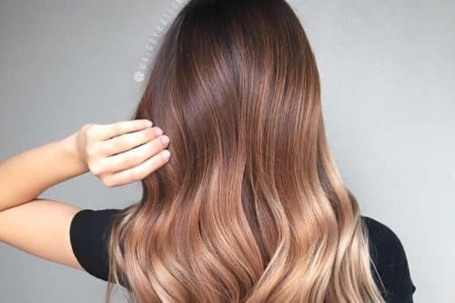 Brunette Ombre Hair Colors