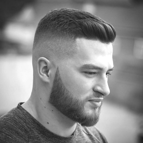 16 Best Crew Cut Ideas For Men Updated For 2018