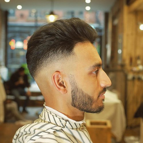 22 Awesome Examples Of Short Sides Long Top Haircuts For Men