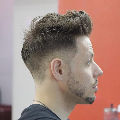 18 Best Crew Cut Ideas For Men Updated For 2019