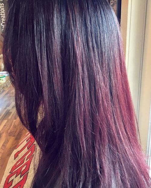 Terrific 19 Beautiful Shades Of Burgundy Hair Color For 2017 Short Hairstyles For Black Women Fulllsitofus