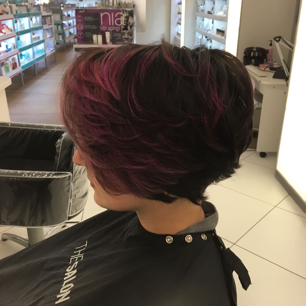 Chic & Stylish hairstyle
