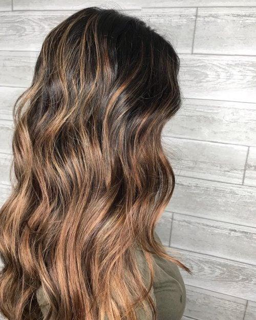 14 Balayage on Black Hair Ideas Trending in 2019