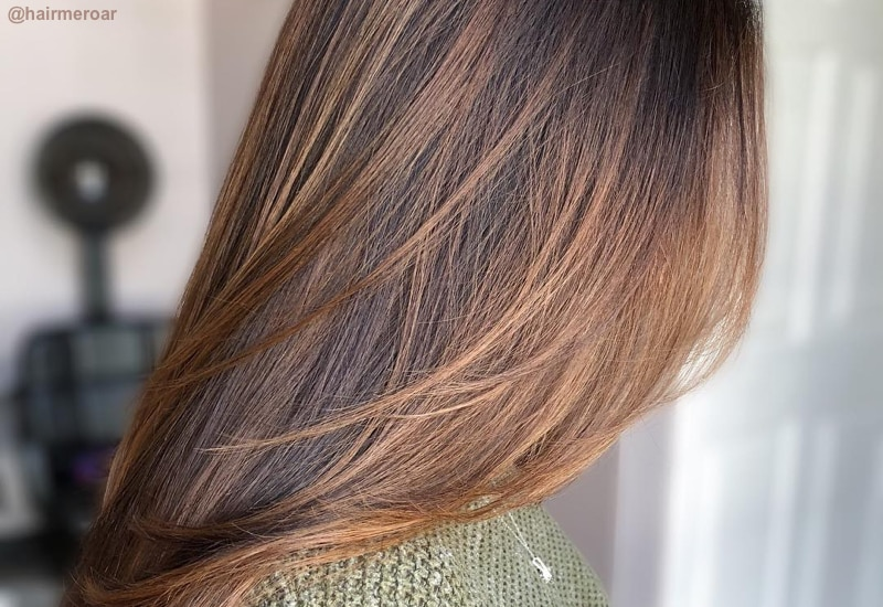29 Hottest Caramel Brown Hair Color Ideas for 2019
