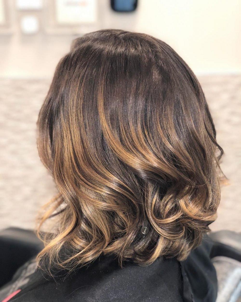 Caramel Highlights On Dark Blonde Hair Www Pixshark Com