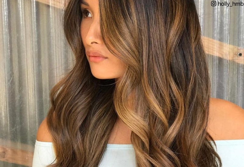 Caramel Hair Toner | Hairstyle Inspirations 2018