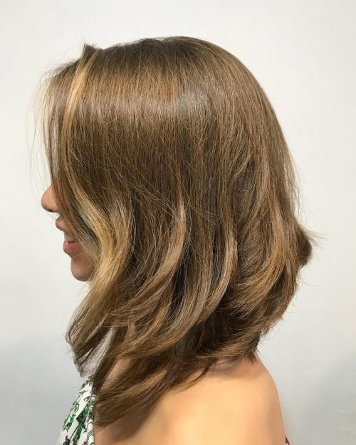 30 Cutest Long Bob Haircuts Lob Styles Of 2019